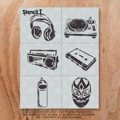 Various Stencils
