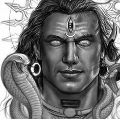"Shiva is known as ""The Destroyer"" within the Trimurti, the Hindu trinity that includes Brahma and Vishnu. Aghori Shiva, Rudra Shiva, Mahakal Shiva, Shiva Statue, Krishna, Angry Lord Shiva, Lord Shiva Sketch, Shiva Tattoo Design, Lord Shiva Hd Images"