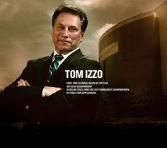 Tom Izzo '77 BS was chosen for the NCAA 40th Anniversary Tribute Team, made up of 48 former standout student-athletes representing all of the current DII conferences. He is in his 19th season at the helm of the Michigan State University men's basketball program, where he is the all-time winningest coach with more than 400 victories. Izzo was a member of the 1973-77 Wildcat squads and was a third-team All-American as a senior. Northern Horizons (Winter 2014) pg.36