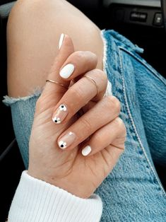 Stylish Nails, Trendy Nails, Chic Nails, Chic Nail Art, Fancy Nails, Subtle Nail Art, Short Gel Nails, Short Nails Art, Ideas For Short Nails