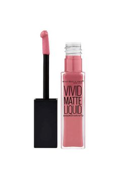 CheapIf you love the idea of Kylie-esque lips but would rather skip the liner, pick up this tube. It couldn't be easier to use, and the rich, matte results make it look like you spent way more time on your lips than you actually did. Maybelline Vivid Matter Liquid in Nude Flush, $6.69, available at Target. #refinery29 http://www.refinery29.com/cheap-alternatives-favorite-beauty-products#slide-14