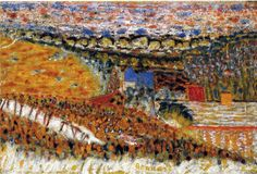 Not detected by @pierre_bonnard #postimpressionism