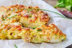 Schiacciata tonno e zucchine, ricetta facile e veloce, piatto unico, idea per pranzo, cena in poco tempo, ricetta sfiziosa con zucchine e tonno, menu senza carne