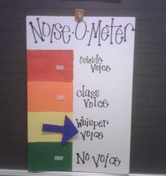 Noise-O-Meter. must try