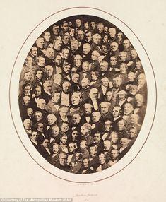 Aberdeen Portraits No. 1: 1857 by George Washington Wilson Albumen print from glass negative