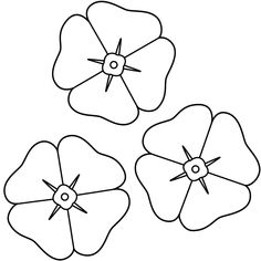 Poppy Coloring Pages Printable Coloring Sheet . Remembrance Day Activities, Remembrance Day Poppy, Poppy Template, Flower Template, Printable Flower Coloring Pages, Coloring Pages For Kids, Coloring Sheets, Kids Coloring, Adult Coloring
