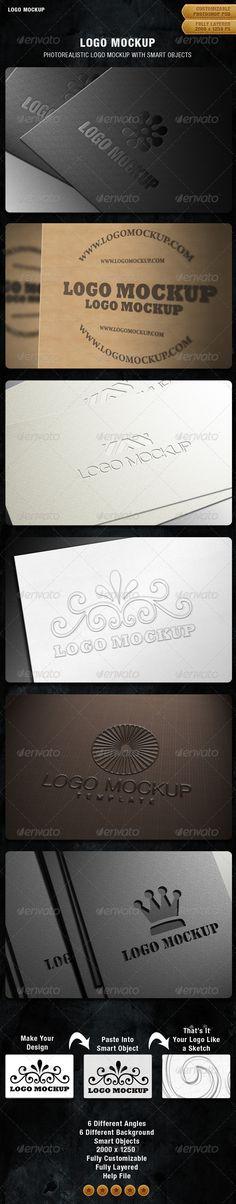 Logo Mockup Download here: https://graphicriver.net/item/logo-mockup/1335692?ref=KlitVogli