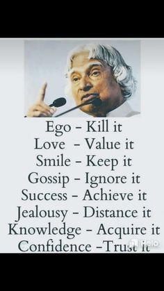 Best Apj Abdul Kalam Essay for Students Scary Quotes, Apj Quotes, Real Life Quotes, Reality Quotes, Mood Quotes, Wisdom Quotes, True Quotes, Motivational Quotes, Qoutes