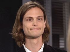 matthew gray gubler with long hair images - Google Search