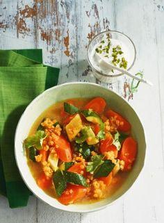 Linsen-Curry-Eintopf - [ESSEN UND TRINKEN]