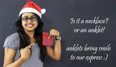 #SecretSanta: Who is my Santa   www.enthusionz.com