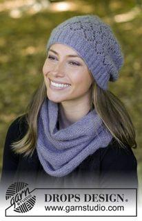Women - Free knitting patterns and crochet patterns by DROPS Design Lace Patterns, Knitting Patterns Free, Free Knitting, Crochet Patterns, Free Pattern, Drops Design, Drops Kid Silk, Crochet Design, Magazine Drops