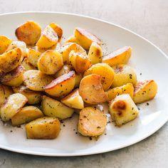 Duck Fat-Roasted Potatoes