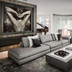 Livingroom | by Kabaz. #InteriorDesign #Dutch #DutchDesign #LuxuryInteriorDesign #InteriorArchitecture #InstaLiving #LuxuryLife #LuxuryLivingroom #Elegant #ElegantLivingroom #Kabaz