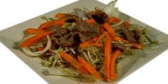 Beef Chow Mein Chinese Food