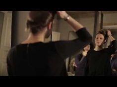 Comment faire une coiffure années 50 ? - ELLE Coiffure - YouTube
