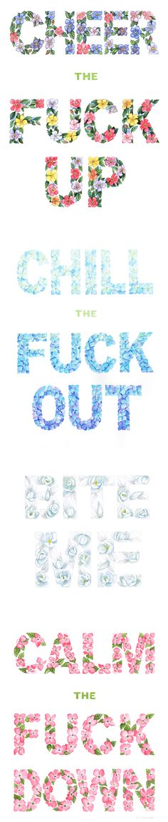 Flowery Prints Send NSFW Messages in the Most Cheery Way