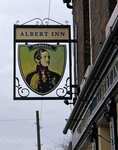 Albert Inn (Pub) Grande -Bretagne