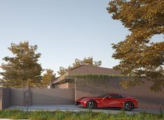 Progetto villa con piscina architetto | MIDE 201