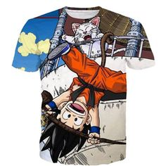 Dragon Ball Z Clothing T shirt Come check out all the stuff we have Free shipping on all orders! animemaniacs.me/