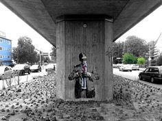 Street Art I Decycle I cologne streetart streetartcologne urbanart köln ehrenfeld