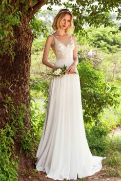 European Wedding Dresses, Wedding Dress Styles, Bridal Wedding Dresses, Wedding Day, Boho Gown, Designer Evening Gowns, Bohemian Bride, Bridal And Formal, Bride Gowns