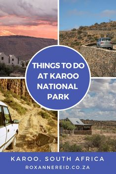 In the dry Karoo heartland of South Africa, a wealth of geology, fossils, animals and landscapes lie waiting to be explored. Here are 17 things to do in the Karoo National Park, South Africa Kruger National Park, National Parks, Wildlife Safari, Slow Travel, Weekends Away, African Safari, Africa Travel, Travel Around, Geology