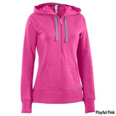 Under Armour Womens Charged Cotton Storm Slub Hoody - Gander Mountain