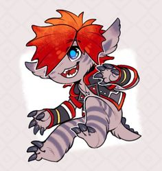 Monster Sora by Kiwibon<<Guys, it's literally been 48 hours and my feed is full of new Kingdom Hearts stuff. I LOVE THIS FANDOM.