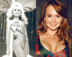 Gabriela Spanic - Miss Guarico en el Miss Venezuela 1992