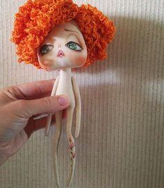 новорожденная #куклы #куклыручнойработы #куклыназаказ