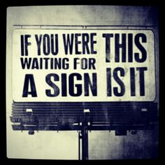 If you were waiting for a sign... this is it.  GO FOR IT!