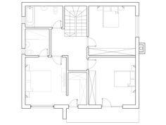 Proiect casa Elephant Coloring Page, House Blueprints, Design Case, Floor Plans, House Design, Architecture, Home, Home Architecture, Houses