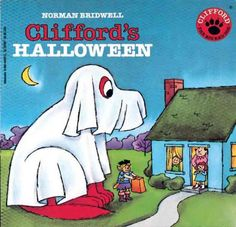 Cliffords Halloween (Clifford the Big Red Dog) @ niftywarehouse.com #NiftyWarehouse #Halloween #Scary #Fun #Ideas