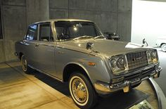 1964 Toyota Corona. Luxury, Baby! lol