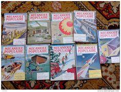 MECANIQUE POPULAIRE - Delcampe.net