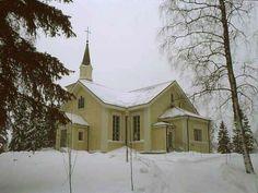 Jämijärven kirkko. Kuvaaja:Marja Terttu Knapas Kuvausaika:1986