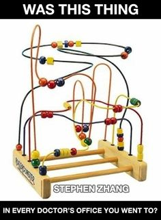 Was this in every waiting room you ever waited in? ---> OMG, who doesn't remember playing with this while wilting under a crushing amount of anxiety as you waited to be called into the dentist's office? Childhood Memories 90s, Childhood Toys, Best Memories, Right In The Childhood, Back In The 90s, 90s Toys, 90s Nostalgia, The Good Old Days, Lps