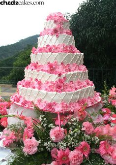 Cake Boss Wedding Cakes With Flowers