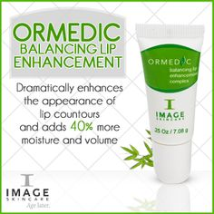 Add 40% more moisture and volume to your lips! www.imageskincare.com