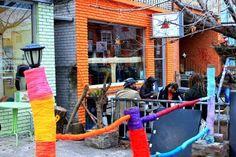 i deal coffee - kennsington market, toronto
