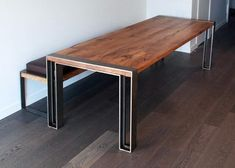 STACKLAB: Toronto Multidisciplinary Design and manufacture of … – Table Types Decor, Modern Furniture, Table Design, Steel Furniture, Dining Table, Coffee Table, Wood Furniture, Furniture Design, Metal Furniture