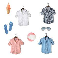 Frank and Eileen Summer Essentials - Ron Herman