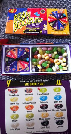 Oh Nice, Jelly Beans, Wait What