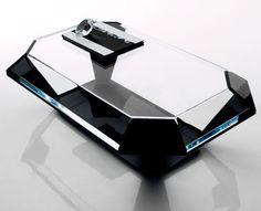 Designed by Alexandra Von Furstenberg High-Voltage Furniture Line