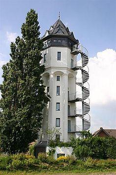 Rösberger Wasserturm by © Wim