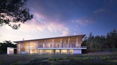 Gallery of Richard Meier & Partners Designs Two Villas for Ground-Up Modern Community in Czech Republic - 1