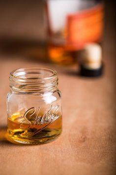Mason Jar Shot Glass