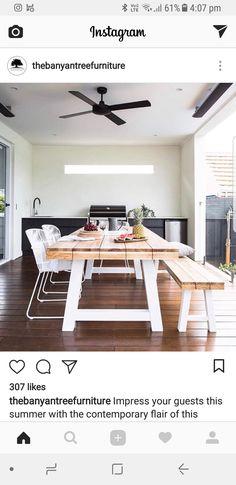 Office Desk, Exterior, Contemporary, House, Furniture, Home Decor, Desk Office, Decoration Home, Desk
