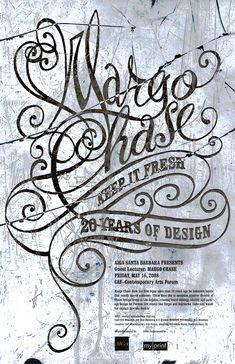margo chase design | Margo Chase, AIGA Santa Barbara